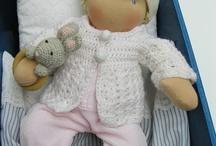 waldorf newborn doll