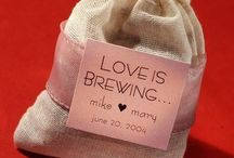 Favors and other fun extras / Whether it's a guest favor, a wedding party gift, or any other cute way to make your wedding day memorable for those who attended