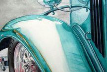 Akvarell fordon