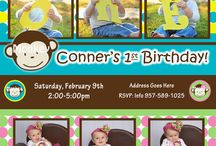 Twin birthday ideas / by Melinda Meyer, Independent Scentsy Director