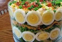 Salads / by Sharon Lash