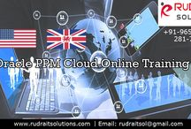Oracle PPM Cloud Online Training / Rudra IT Solutions is one of the Promote leading IT Services and Oracle PPM Cloud Online Training  solutions along with IT Online training conservatory, with latest Industry offering technology in Hyderabad,India, USA, UK, Australia, New Zealand, UAE, Saudi Arabia,Pakistan, Singapore, Kuwait. _http://www.rudraitsolutions.com/fusion-applications/oracle-fusion-ppm-.php