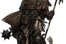 warlock / costume