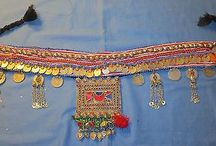 Belts / Afghan Kuchi belts