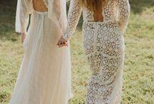 vestidos del amor