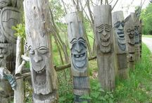 wood carving:cesta jak na to