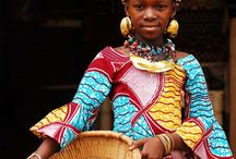 African fashion / Clothing