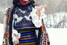 costume populare traditionale