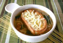 Food - Soups / by Ann Hunnicutt