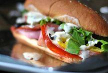Sensational Sandwiches / Our favorite Sandwich Recipes