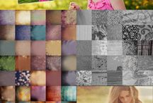 photo edits texture! / by Annette Helmbeck