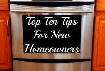 New Homeowners / by MaryAnn Mills