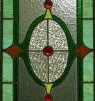 Glas in lood / voorbeelden glas in lood