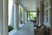 exterior home ideas siding front porches