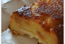 Dessert gâteaux