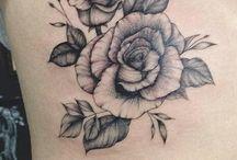 la rosa tatuata !!