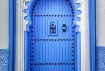 Interior - door