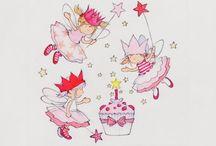 Flora fairy party