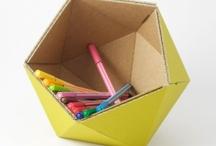 Cardboard topic