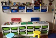Lego opruim ideeen