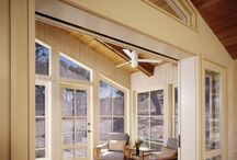 Sunrooms / by Susan Owens