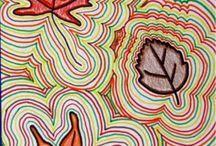 podzim list
