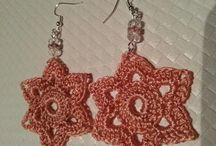 Earrings Crochet fatti da me