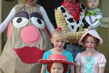 costumes all occasions / by LeAnn Moser