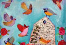 Painting ideas / by Susan Wertelecki