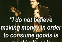 I love Bill Hicks