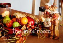 Seasonal Decor- Eatable
