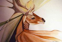 A N I M A L / A R T / Artwork with Animals
