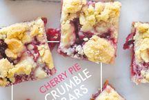 Recipes - cake, muffins etc