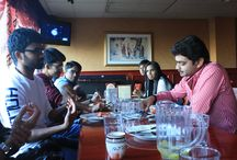 Freshers Party / We welcome all the freshmen in this intake. We went to New India Buffet and restaurant. It was so much fun and we had great time there.