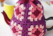 Granny Square Love / All things granny square / by Michelle Willis