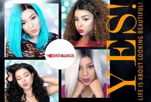 Wigs / Wigs are the new pro, human hair wigs help you change your style according to the trending fashion.  visit: http://www.sistawigs.com/wigs