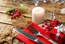 taffel versieren kerst