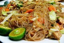Filipino recipes / by Vanessa Brown