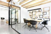 Wnetrza biurowe / Office interiors