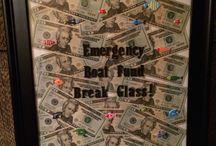 Fun ways to give cash