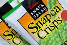 Healthy Snacks / by Martha Mobley