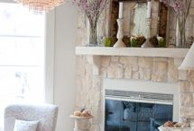home - Mantle decor ideas