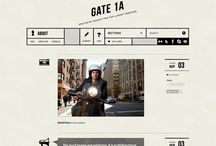design / web layout