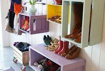 Vitrina zapatos