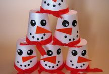 Plastic and paper cup craft ideas