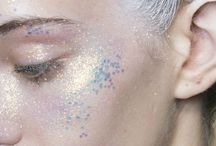 glitter skin