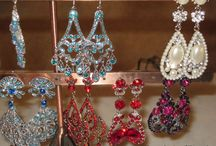 Jewelry at Rouge Boutique Half Moon Bay / Things that Sparkle and Shine in the store