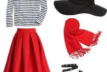 Fashion - Moodboard