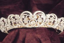 Favorite tiaras / If I was a queen or a princess, in need of lots of great tiaras - These are the ones I would want in my collection!