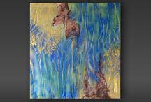 Silk/painting